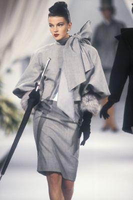 Christian Dior, Autumn-Winter 1989, Couture