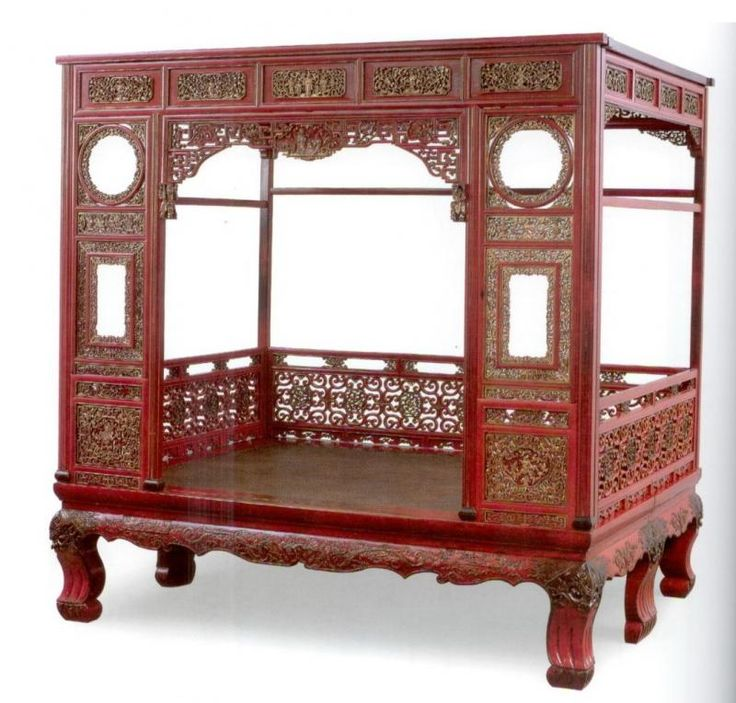 Chinese Bed In China The Quot State Quot Bed Evolved From A