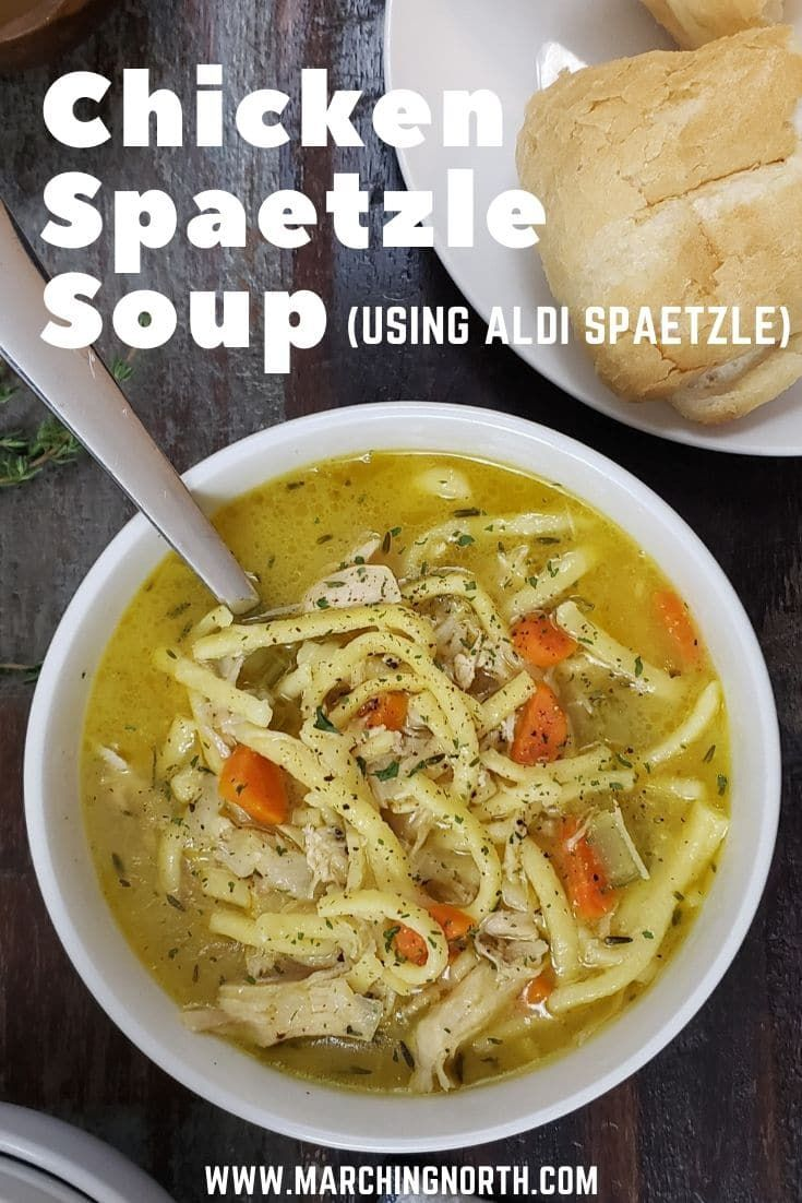 Life Changing Chicken Spaetzle Soup Recipe Chicken Spaetzle Soup Recipe Soup Recipes Recipes