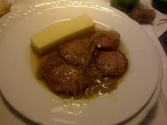 Salame con la cipolla - Antipasti - Portale Nordest
