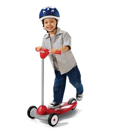 Red My First Scooter by Radio Flyer on #zulilyUK today! £44.99 original £67.00