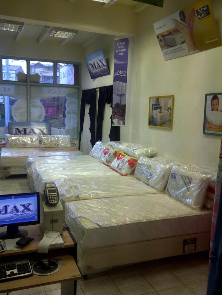 Max Comfort Showroom