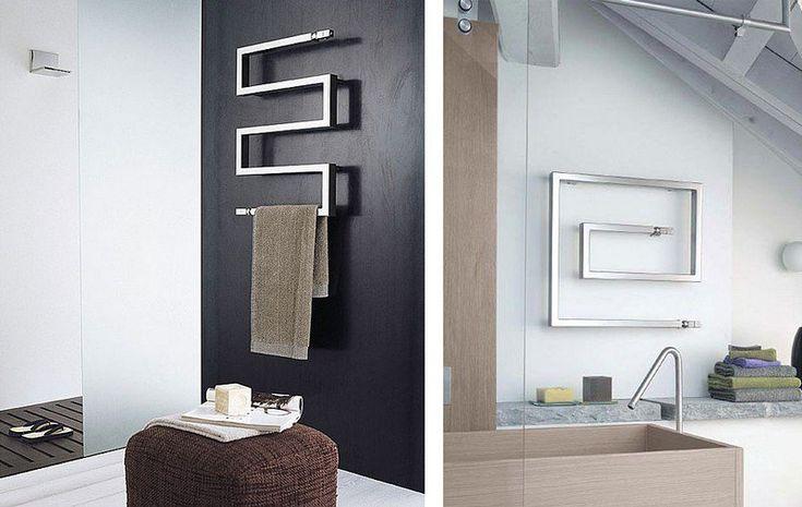 Les 25 meilleures id es tendance porte serviette chauffant for Porte serviette salle de bain design