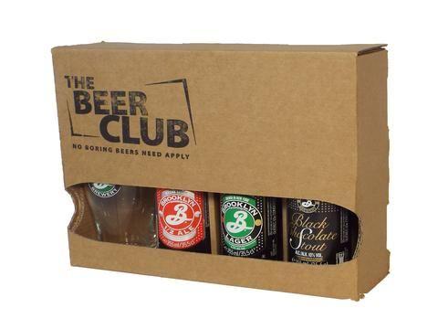 Brooklyn Beer Set