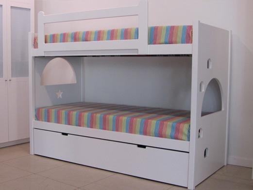 nuestra camas se fabrican para cualquier medida de colchn estndar o de medida especial