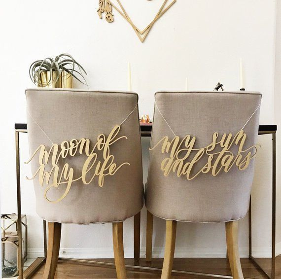 NEW Wedding   Party Bride to Be Glitter Chair Sign 32cm x 32cm