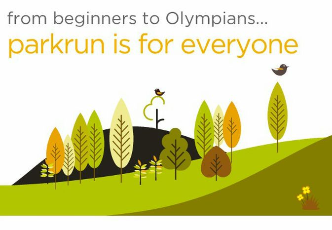 Get out and get healthy with parkrun.