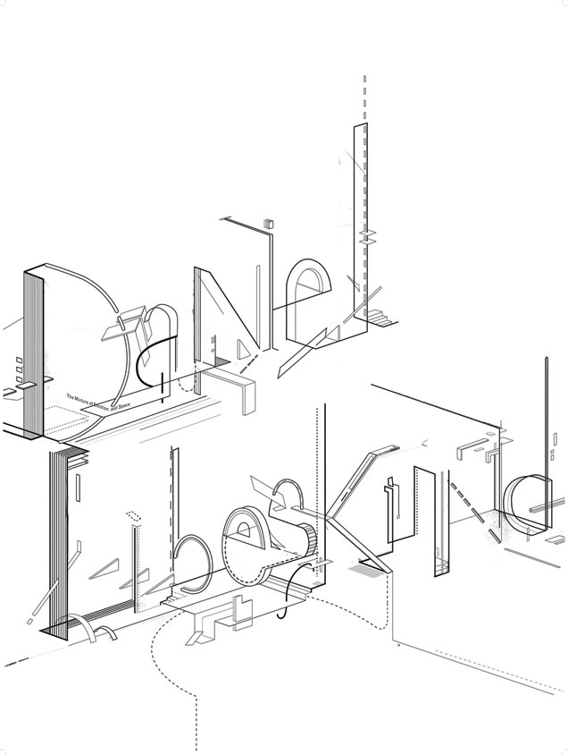 Daniel Libeskind by  Karen To