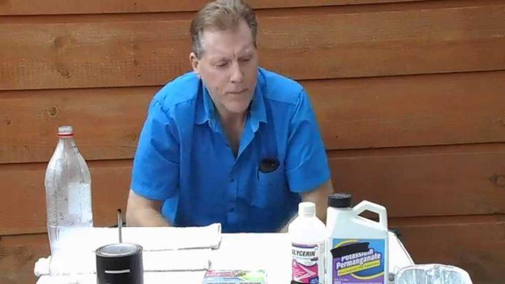 gd luna Survival tips: Calcium carbide fire
