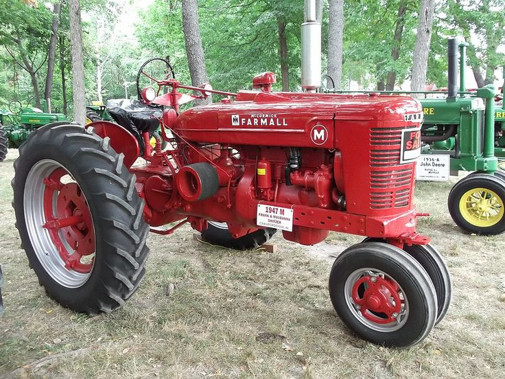 1947 Farmall type M tractor