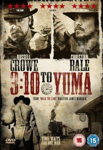 """3:10 for Yuma"" -  James Mangold (2007)"