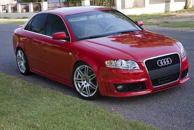 audi a4 b7 body kit - Google Search