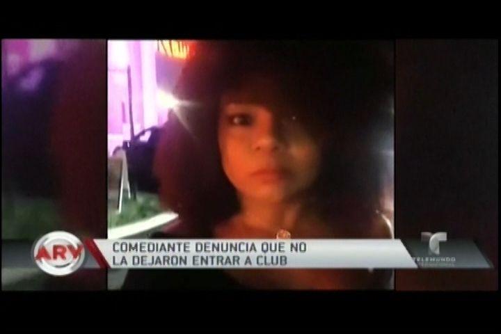 Al Rojo Vivo: Cheddy García Denuncia Mal Rato En Clun Mamajuana De NJ