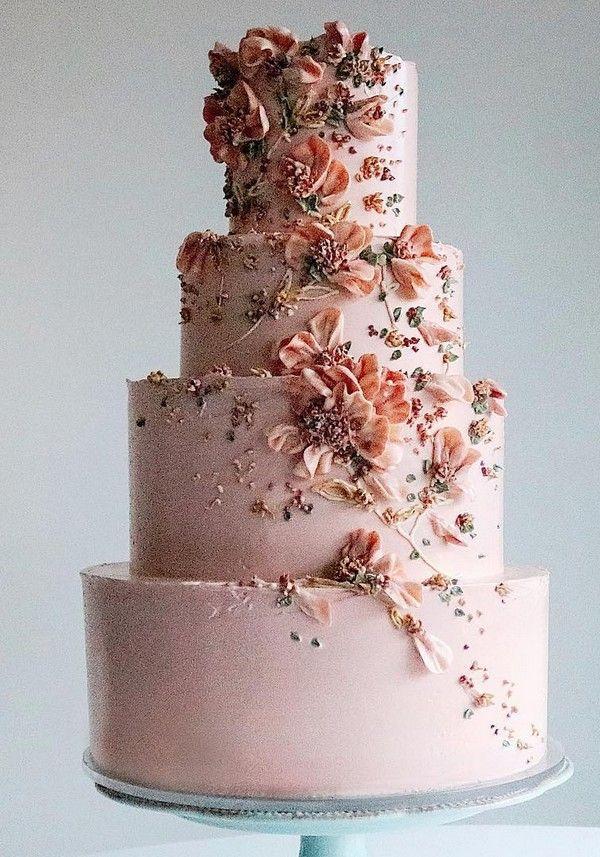 5 Wedding Cake Designers And 50 Wedding Cake Ideas In 2020
