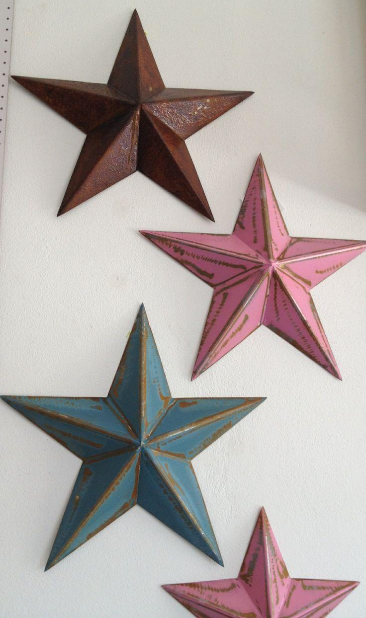 Estrellas de metal