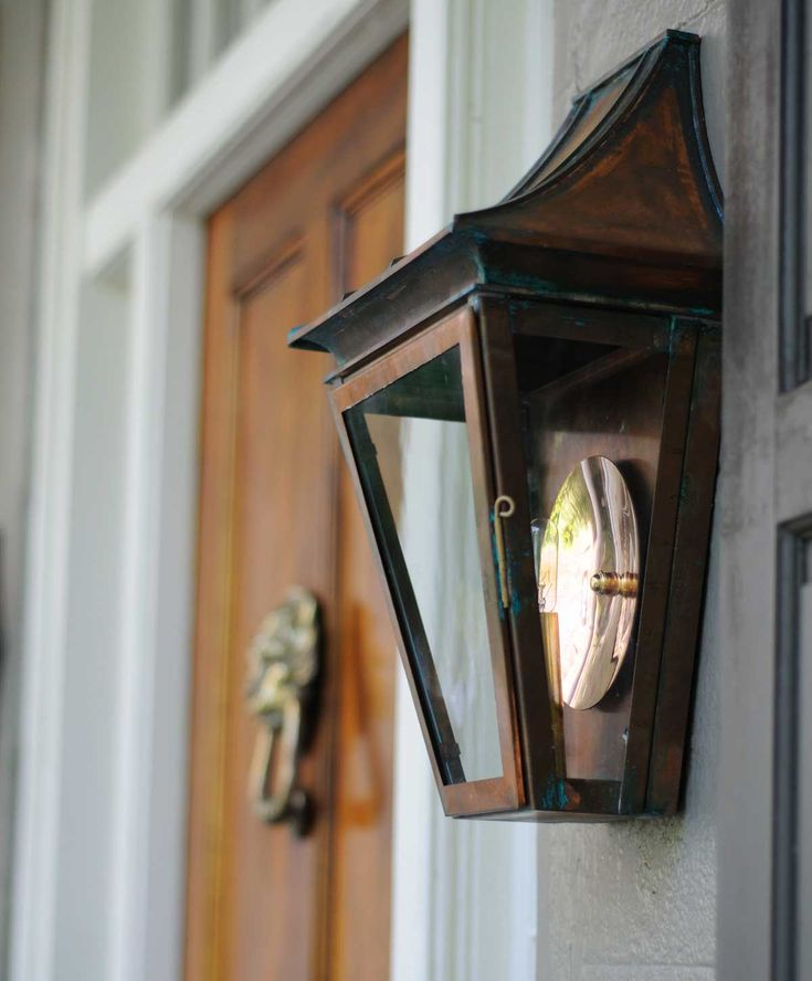 superb copper exterior lighting 6 copper outdoor. check out the fenwick carriage pocket light fixture from urban electric co superb copper exterior lighting 6 outdoor l