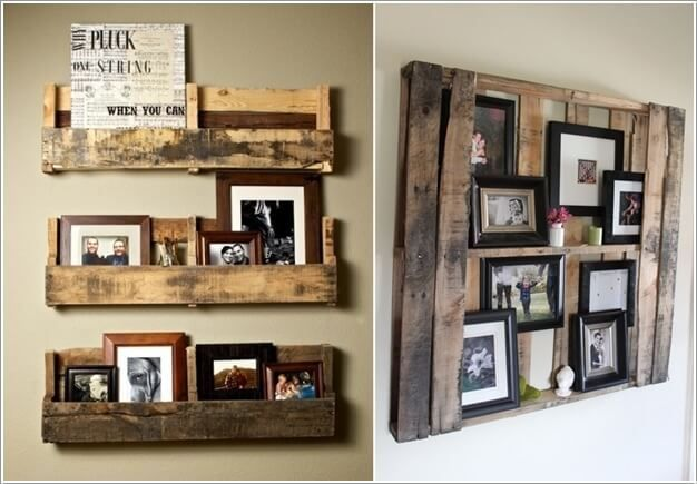 10 Cool Ways to Decorate Your Walls with Family Photos 6