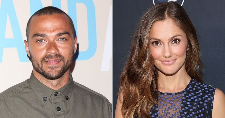 Jesse Williams and Minka Kelly Are Dating: 'They're Having a Good Time Together,' Says Source