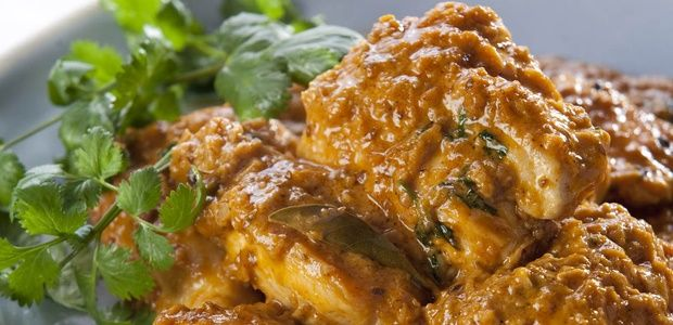 Jenny Morris' saucy butter chicken