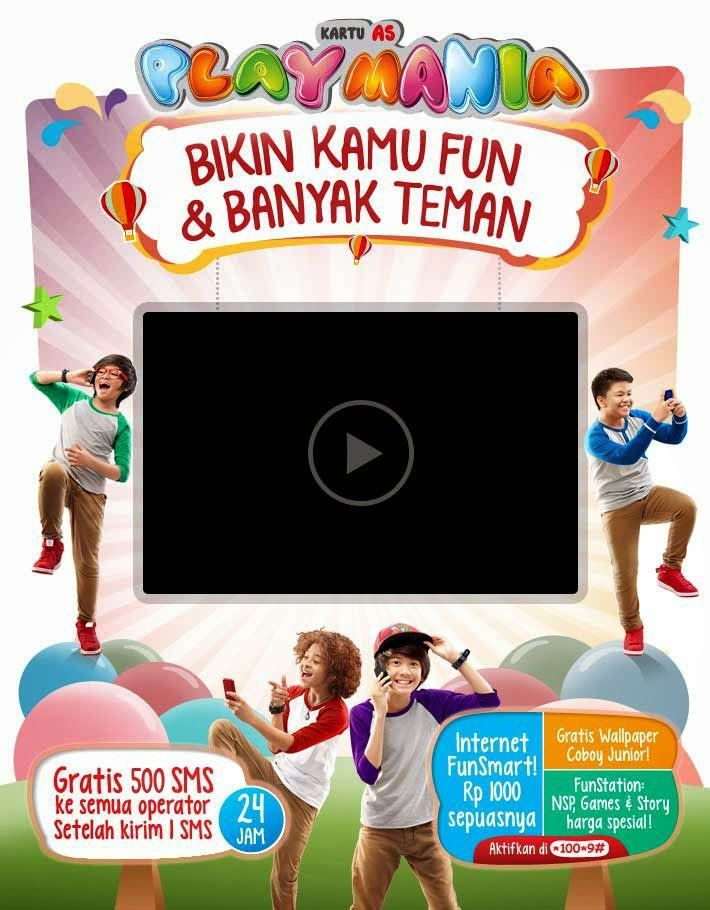 cara daftar Kartu As Play Mania, tarif Kartu As Play Mania, As,