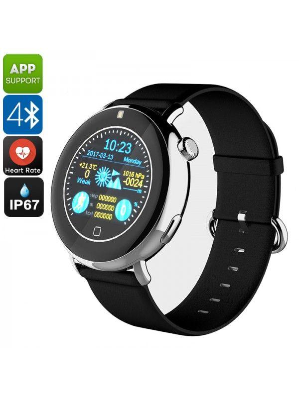 Bluetooth Smart Watch EXE C7 (Black)