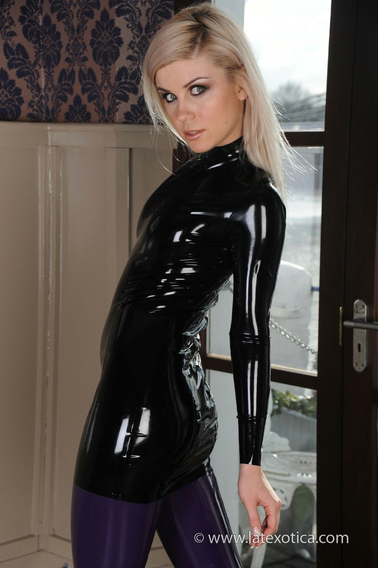 latex richtig anziehen bad dirty girls