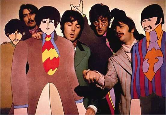 The Yellow Submarine album / 1967