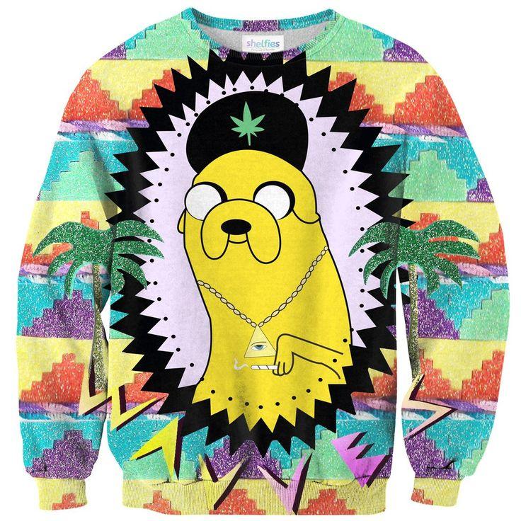Sweatshirts - Stoner Dog Sweater