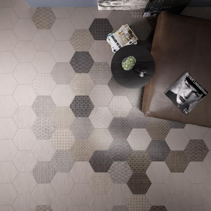 115 best Patterned Tiles images on Pinterest