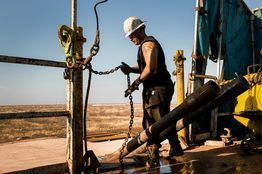 Low Crude Prices Catch Up With U.S. Oil Patch