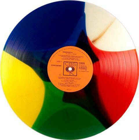 Colored vinyl~♡ I want this one for my collection