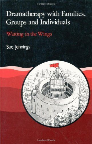 Dramatherapy with Families, Groups and Individuals: Waiting in the Wings (Art therapies) by Sue Jennings. $22.96. http://yourdailydream.org/showme/dpjmh/Bj0m0h4sCfChRiSz0gCs.html. Author: Sue Jennings. Publisher: Jessica Kingsley; 1 edition (June 1, 1990). 156 pages