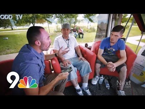 Flat Earth Interview on 9News Denver