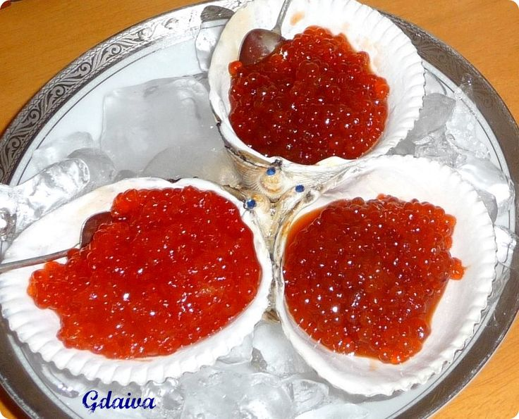 Homemade wild Alaskan salmon caviar is rich in fat soluble vitamins A, D, Omega-3, and its in a natural matrix with all co-factors