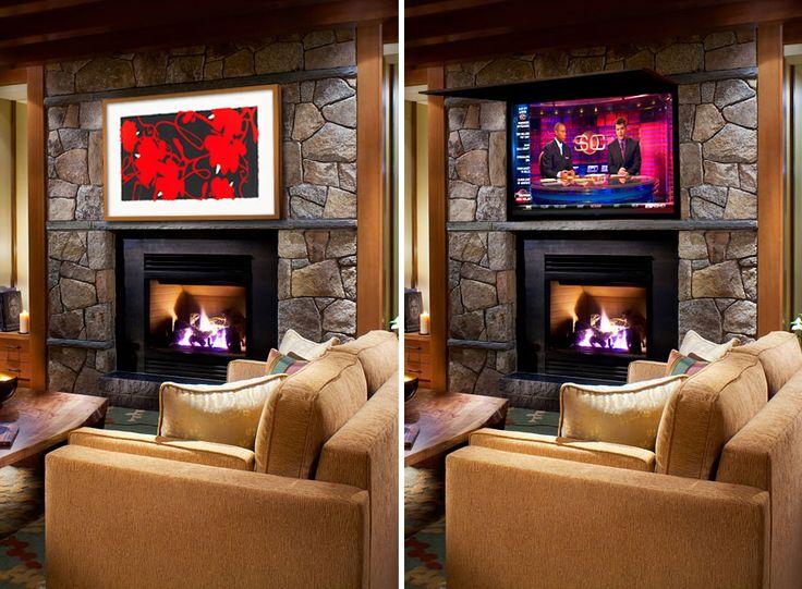 Effigy of Flat Screen TV Covers