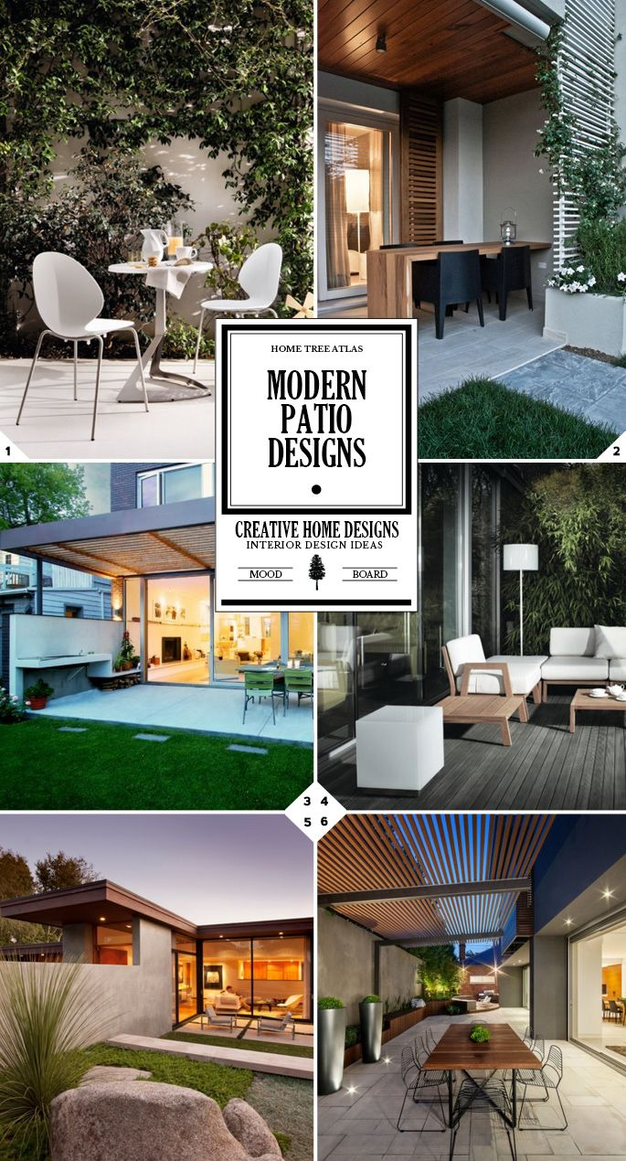 Best 25+ Modern patio design ideas on Pinterest | Patio design ...