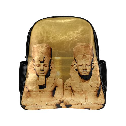 Temple of Sun Multi-Pockets Backpack. FREE Shipping. FREE Returns. #lbackpacks #egypt