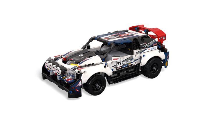 vollgas geben mit den neuen sets von lego® technic video