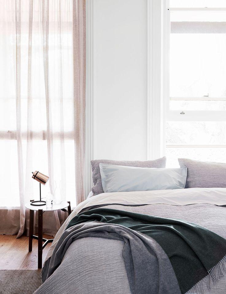 Abode Living - Bed Linen - Mietta Quilt Cover  - Abode Living
