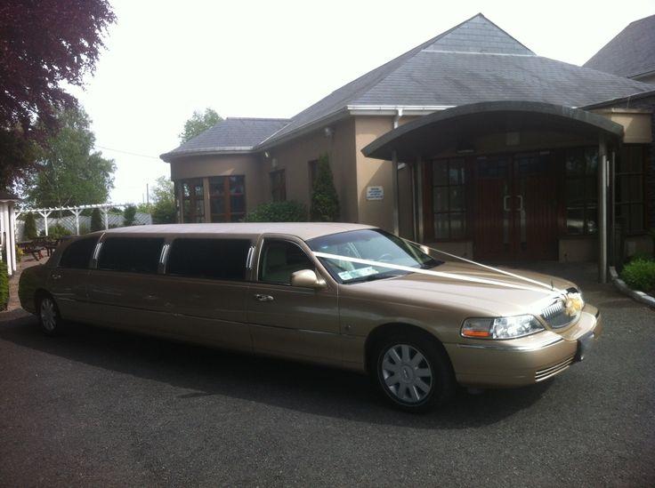 champagne-gold-limousine-leixlip-kildare