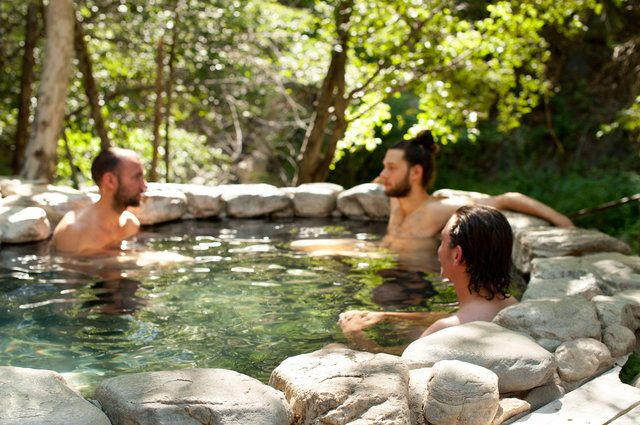 Tassajara Hot Springs - THE BEST DAY TRIPS TO HOT SPRINGS NEAR SAN FRANCISCO