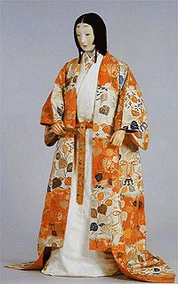 The Kosode: a Japanese garment for the SCA period  - article all about it AND patterns and instructions how to make