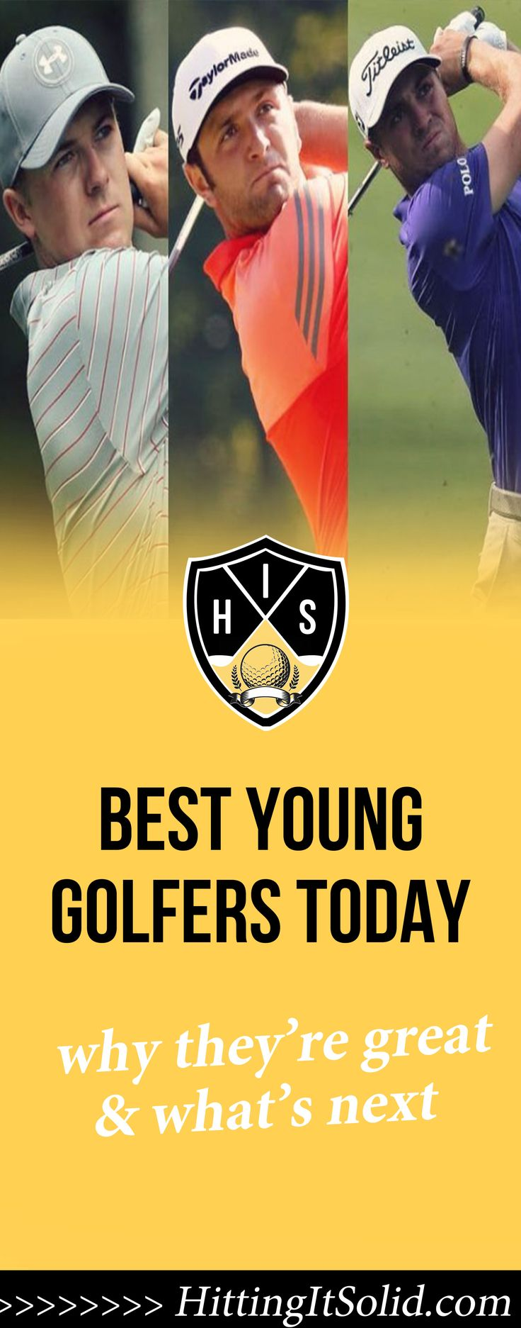 Who are the best young golfers in the world today. What makes them great and what we can expect next of them.