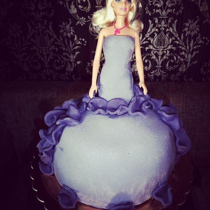 Barbie cake - Cake by ggr