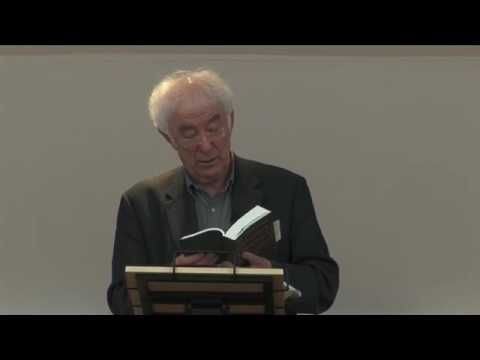 'St. Kevin and the Blackbird' | 11 Videos Of Seamus Heaney Reading His Poems Aloud