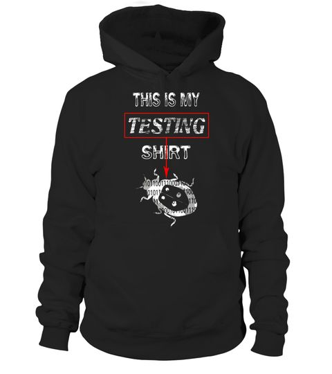 "# This Is My Testing Shirt Funny Bug Hunter QA Engineer Tester .  Special Offer, not available in shops      Comes in a variety of styles and colours      Buy yours now before it is too late!      Secured payment via Visa / Mastercard / Amex / PayPal      How to place an order            Choose the model from the drop-down menu      Click on ""Buy it now""      Choose the size and the quantity      Add your delivery address and bank details      And that's it!      Tags: QA Engineer Shirt is…"