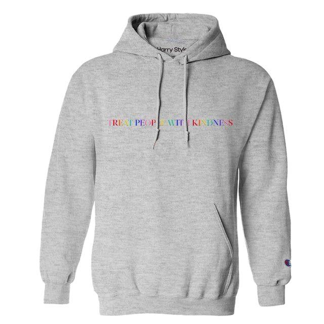 New Harry Styles Treat People With Kindness Printed Hoodie Sweatshirt Hooded Top