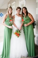 If you want to look as beautiful as these bridesmaids then shop online   www.infinity-dress.co.za