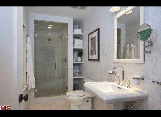 White Bathroom Furniture Cabinet Shelving Laundry Bin Mirror Door Medicine Sink: 1000+ Ideas About White Bathroom Shelves On Pinterest