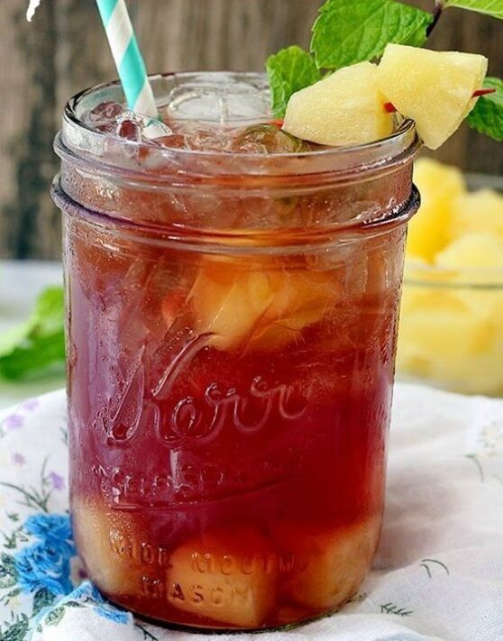 19 Iced Teas To Beat The Heat Of Summer